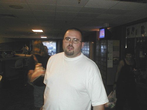 Sean Richard, who bowled the exhibition against Mark Roth in December 2007