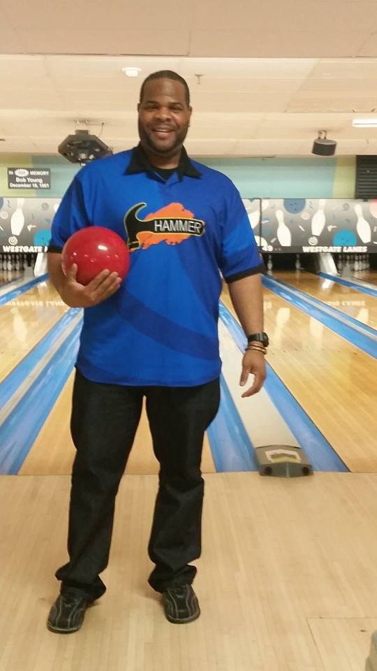 Hakim Emmanuel, who bowled the first 900 series in Mass. history on Feb. 19, 2015