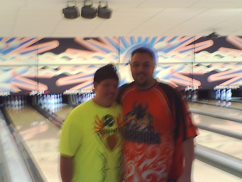 2015 Brockton BA Bowler of the Year tournament finalists: Runner-up Danny Khuu, Champion  Brian Egan