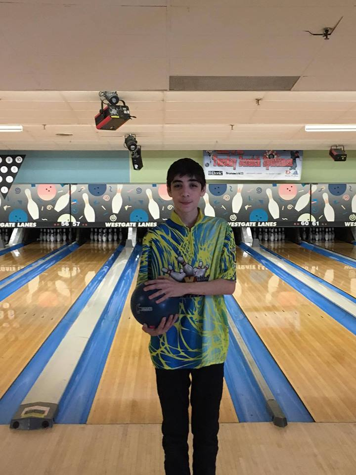 Jacob Ostroff Mar 2016 Bay State Open youth singles