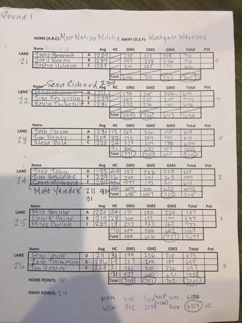 2017 division semifinals recap