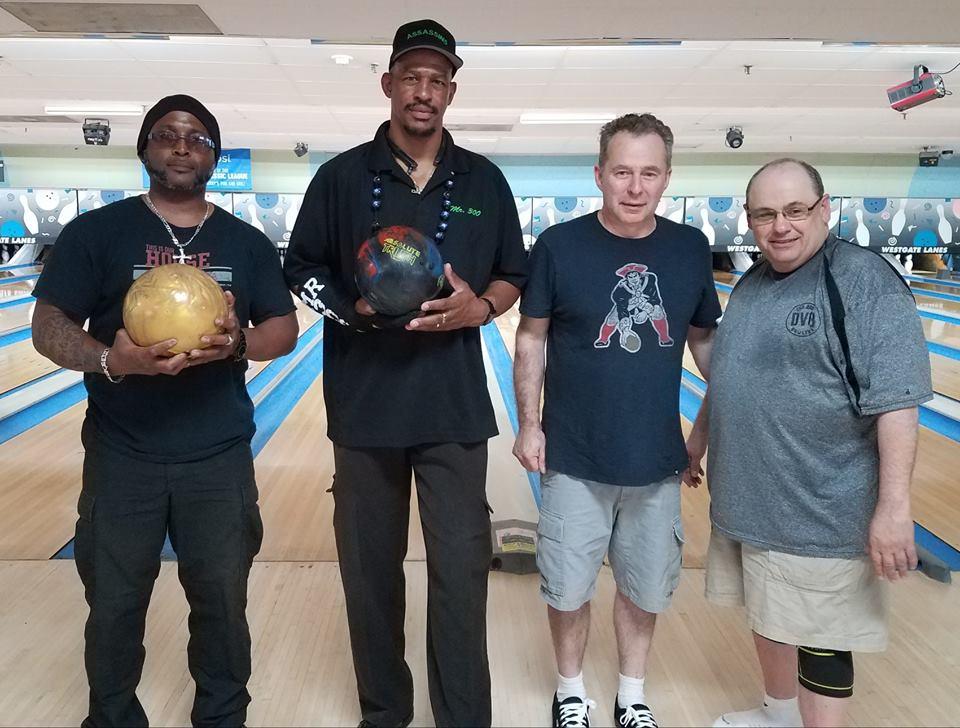 June 2018 NAT doubles finalists